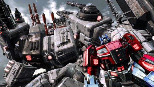 Transformers: Fall of Cybertron  galerija