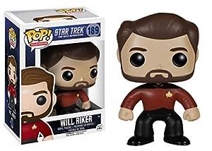POP! Star Trek TNG Will Riker Vinyl Figure