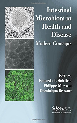 Intestinal Microbiota in Health and Disease: Modern Concepts