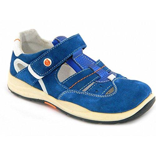 Naturino - Naturino sandali blu bambino 3370 - Blu, 22