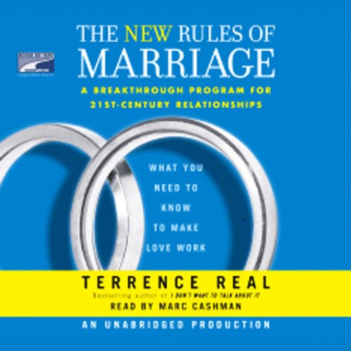 The New Rules of Marriage: What You Need to Know to Make Love Work (How To Make The Ch compare prices)