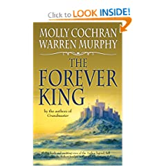 The Forever King (Forever King Trilogy) by Molly Cochran and Warren Murphy