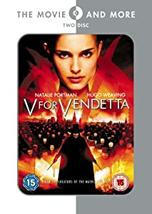 V For Vendetta (2 Disc Special Edition) [2006] [DVD]