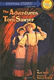 Image of The Adventures of Tom Sawyer (A Stepping Stone Book)