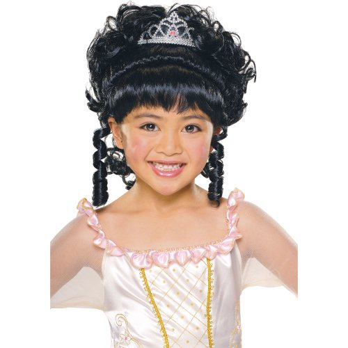 Rubies Charming Child Princess Wig