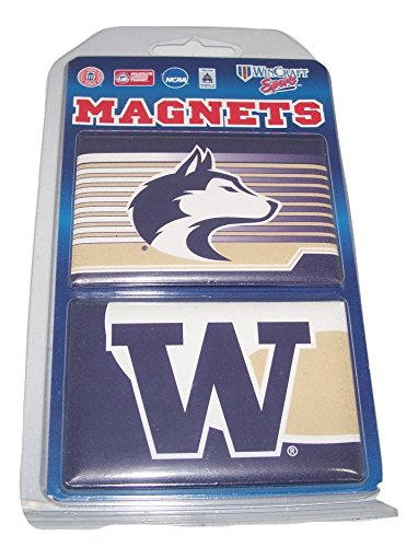 University Of Washington MAGNET RECT 2PK