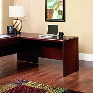 Amazon Com Sauder Cornerstone Computer Desk 48 Quot Kitchen