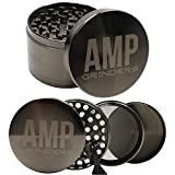 Amp-Grinders-25-Inch-Herb-Grinder-with-Pollen-Catcher-Scraper-tool-and-Magnetic-Lid