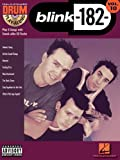 VARIOUS Drum Play Along Volume 10 Blink-182 Drums Book/Cd (Hal Leonard Drum Play-Along)