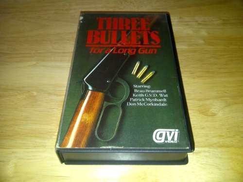 three-bullets-for-a-long-gun-vhs-1971