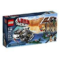 LEGO Movie 70802 Bad Cop's Pursuit from LEGO Movie