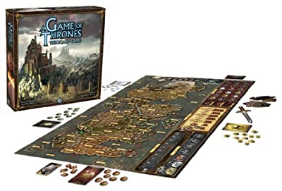 A Game of Thrones: The Board Game Second Edition from Fantasy Flight Publishing
