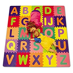 Play and Learn Style 1319 Mat Size: 5\' x 5\' x 5/8\