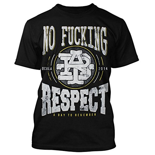A Day To Remember -  T-shirt - Uomo nero X-Large