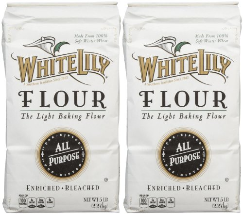 White Lily All Purpose Flour - 80 oz - 2 pk