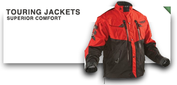 Touring Motorcycle Jackets