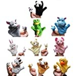 Milanao Story Time Finger Puppets-20p...