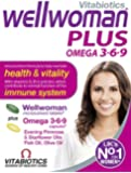 Vitabiotics Wellwoman Plus Tablets 56 Capsules