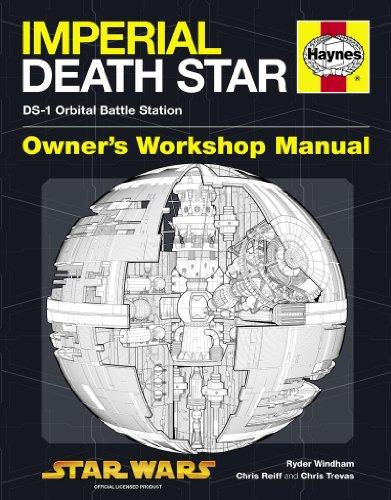 Death Star Manual: DS-1 Orbital Battle Station (Owners Workshop Manual)