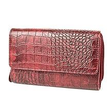 MUNDI Big Fat Wallet,Red,one size