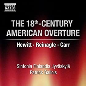 18th Century American Overture