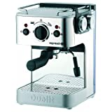Dualit Dualit espressivo coffee maker 1.25KW 15 bar pressure 1.5L removable water reservoir 5.81kg (Dualit)