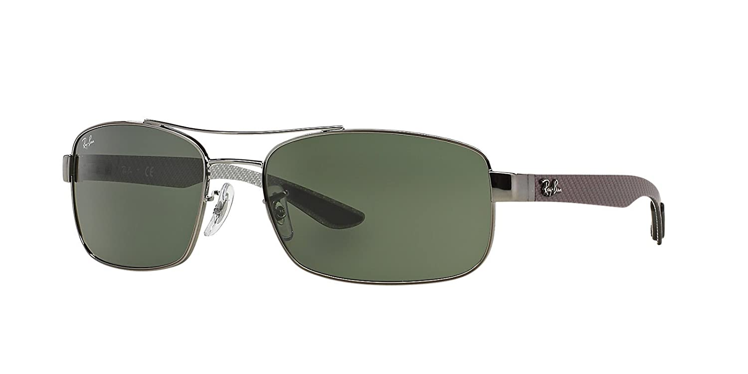 black lens ray bans  ray-ban men 1138889001