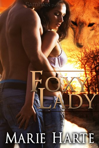 Foxy Lady (Cougar Falls) by Marie Harte