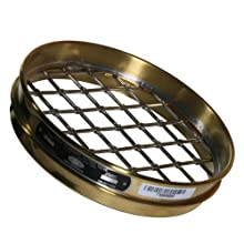 Advantech 1.00 Inch Brass Test Sieve