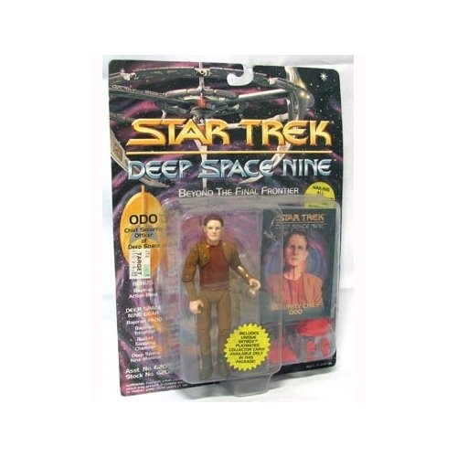 Star Trek Deep Space Nine - Security Chief Odo