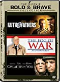 Casualties of War / Faith of My Fathers / Fog of [Reino Unido] [DVD]