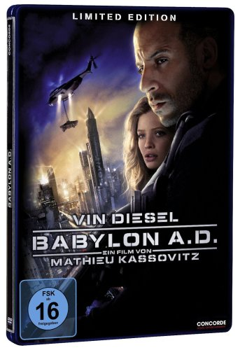 Babylon A. D. (Steelbook) [Limited Edition] [2 DVDs]