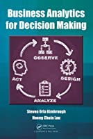 Business Analytics for Decision Making Front Cover