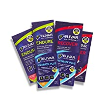 Weekend Endurance Pack - 2 Endure, 2 Recover & 2 Hydrate Plus Combo