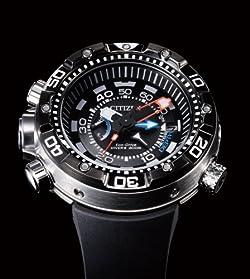 [シチズン]CITIZEN 腕時計 PROMASTER プロマスター AQUALAND 本格派 200M-Diver\\\'s ダイバーズ Eco-Drive エコ・ドライブ BN2024-05E メンズ