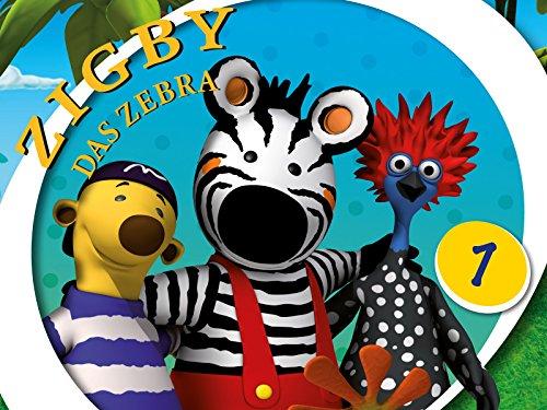 Zigby, das Zebra – Volume 7