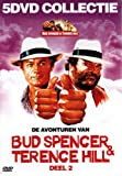 Bud Spencer & Terence Hill Collection (Part 2) - 5-DVD Box Set ( Go For It / Double Trouble / Thieves and Robbers / Even Angels Eat Beans / God Forgives... I Don't! ) ( Nati con la camicia (Trinity: Hits the Road) / Non c'è due senza quattr