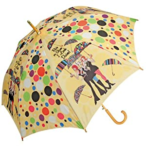 Working Girls Cane Umbrella