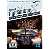 Microsoft Flight Simulator X: Steam Edition for PC - Windows (select)