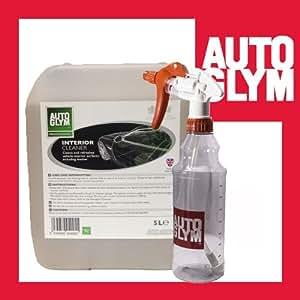 autoglym interior cleaner 5l with free spray bottle car motorbike. Black Bedroom Furniture Sets. Home Design Ideas