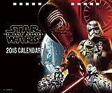 スターウォーズ・フォースの覚醒 2016年 カレンダー 卓上