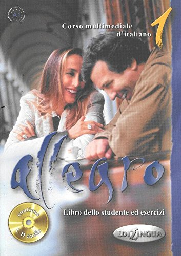 allegro-1-libro-dello-studente-ed-esercizi-book-and-cd