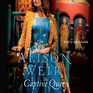 The Captive Queen Audiobook