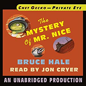 Chet Gecko, Private Eye, Book 2 Audiobook