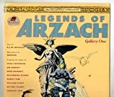 Legends of Arzach Gallery 1: The Charcoal Burner of Ravenwood (1879450216) by Moebius