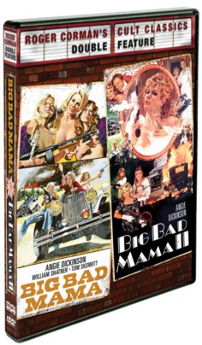 Cover art for  Big Bad Mama / Big Bad Mama II (Roger Corman's Cult Classics)