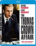 The Thomas Crown Affair (1968) [Blu-ray]