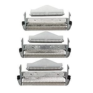 Remington SP-94 Microscreen 3 Replacement Screen and Cutters for MicroScreen 3TCT Shavers, Silver