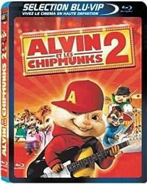 Alvin Et Les Chipmunks 2 - Édition Blu-Ray+ Dvd