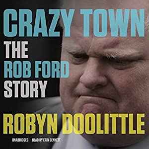 Crazy Town Audiobook
